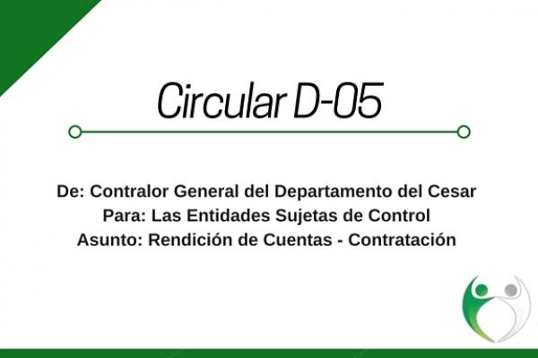 Circular D - 05
